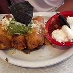 Western-style egg rolls