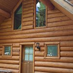 Camping Residence Chalet Corones Foto