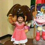 Dora, the Explorer, and friends
