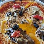La vue et les pizzas