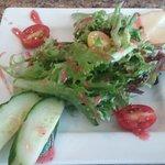 Side Salad - Amazing dressing!