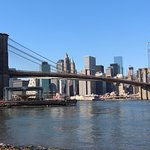 Brooklyn Bridge - Taken from Brooklyn Bridge Park