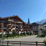 Foto de Hotel Au Coeur du Village