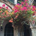 La Popa Monastery Courtyard