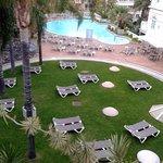 Miramar Pool area