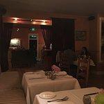 Dining room looking toward front door