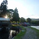 Foto de The Boathouse Lochside Restaurant