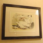 Pretty Artwork throughout Woodside Cottage Rooms