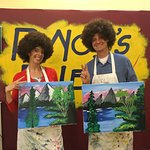 Bob Ross eat your heart out