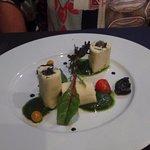cannelloni d'escargots