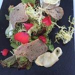 Foto de Valoria Castle and Garden Restaurant