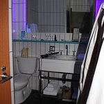 Bathroom Black Light