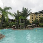 Foto de Loews Royal Pacific Resort at Universal Orlando