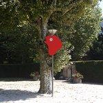 Foto de Parc du Chateau de Vizille