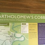 Paths in Bartholomew's Cobble