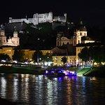 Salisburgo - veduta notturna