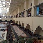 Markthalle Foto