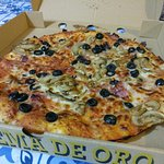 Pizza Martin Fierro grande - 9'50€