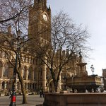Manchester Town Hall Foto