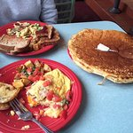 Foto de Loulou's Griddle In The Middle