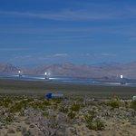 Фотография Ivanpah Solar Electric Generating System