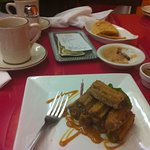 Dessert, Churros w/Cafe de Oya
