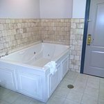King Jacuzzi Suite.  Very comfortable and Spacious suite.  Huge jetted jacuzzi tub,  dreamy king
