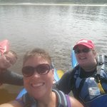Jon, Terry and Shannon for their kayaking adventures.. Had a blast!