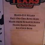 Love Texas Roadhouse in Garden City! Killer ribs, ice cold beer, and best burgers ever!!! Salads