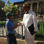 Meeting Mr. Lincoln at the Old Capital