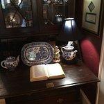Inside the Blue Willow Inn