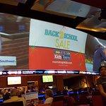 Massive screens
