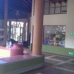 tiendita area del lobby