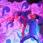 spectacle de danse le soir à 21h