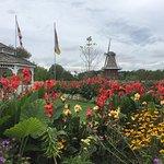 Windmill Island Gardens Foto