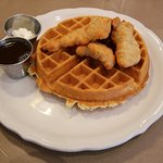 The Original Pancake House - Waffles & Fried Chicken - August 2016