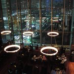 Bar on the 24th floor. Has a great Happy Hour 5-7pm