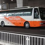 Shuttle Bus service to the airport many times a day