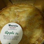 Not the best apple pie.