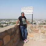 me @ jhansi fort