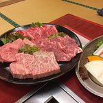 Meat Dishes Kanda