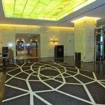 Lobby flooring