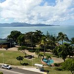 View across to Magnetic Island