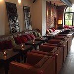 Lounge in der Bar