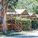 Les cabanes Lodges