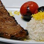 lamb grill steak-barg
