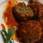 Koofte meat balls