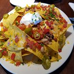 Nothing beats a great plate of nachos at the Hard Rock Cafe!