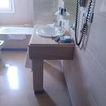 lavabo y bañera