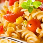 Kids healthy pasta
